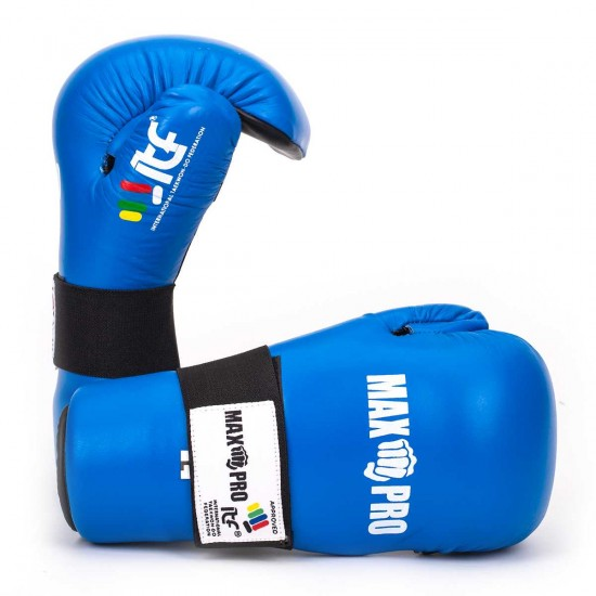 Перчатки MAXPRO Кожа (ITF аккредитованы)