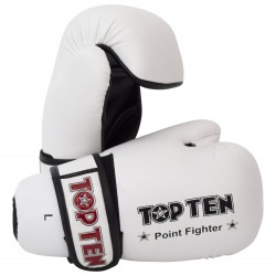 Перчатки TOP TEN Pointfighter