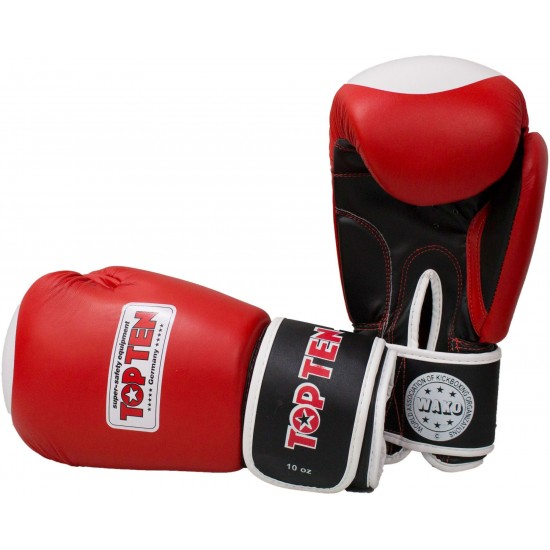 Перчатки Бокс TOP TEN WAKO