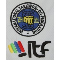 "Добок TOP TEN Таеквондо ITF ""Instructor Premium Gold"" 4-6дан (аккредитован ITF)"