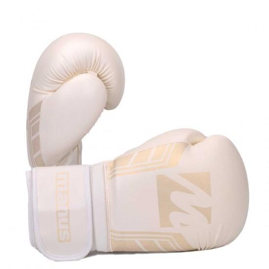 """Перчатки Бокс Manus """"Pearl White"""""""