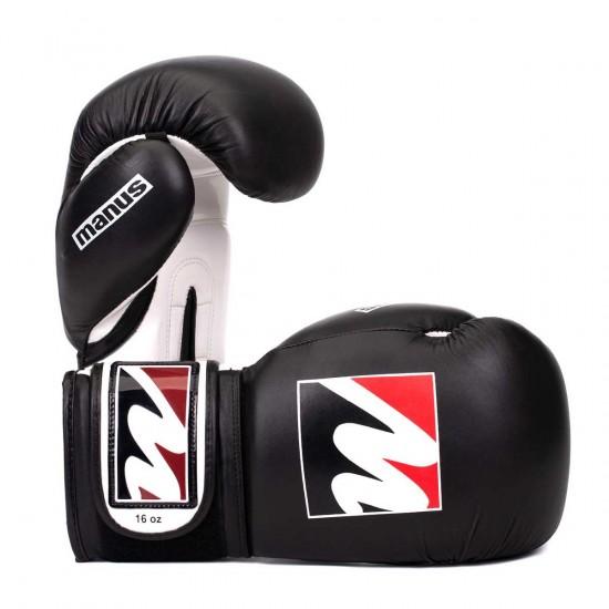 Перчатки + капа набор для Бокса Manus