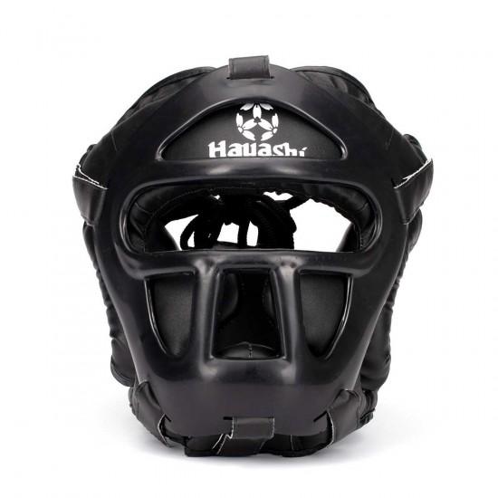 Шлем Каратэ Hayashi с маской