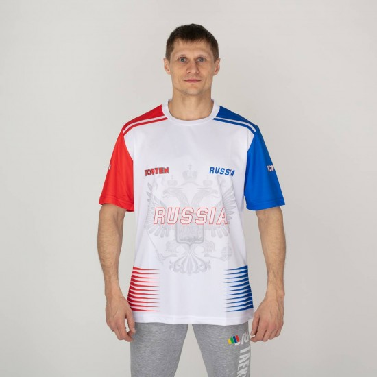 Футболка TOP TEN RUSSIA FINAL