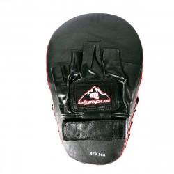 Лапы OLYMPUS красно-черные кожа 32см (штука)