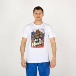 Футболка MAXPRO Медведь