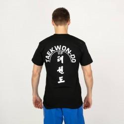 Футболка MAXPRO Таеквондист-черная