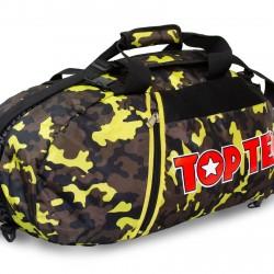 """Сумка-рюкзак TOP TEN """"Camouflage"""" с большим замком"""