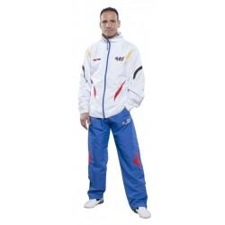 """Костюм спортивный  TOP TEN """"ITF"""" Белый-синий"""